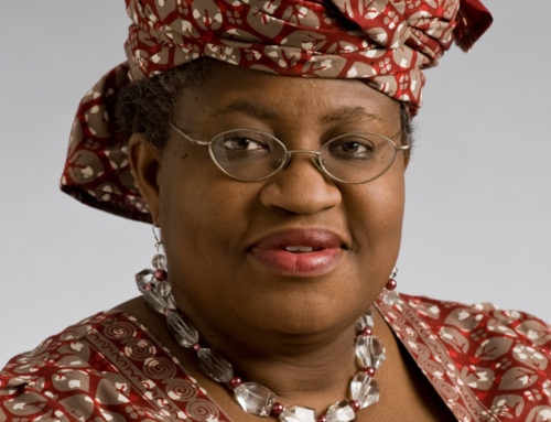 A l'OMC, Ngozi Okonjo-Iweala