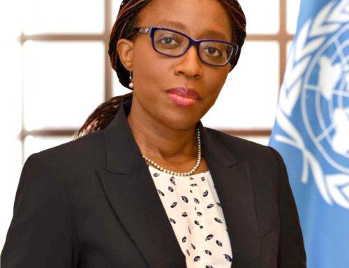 Vera Songwe, secrétaire exécutive de la CEA